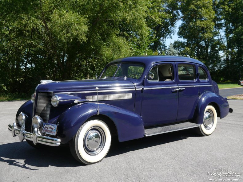 1937 Buick 40 Special For Sale