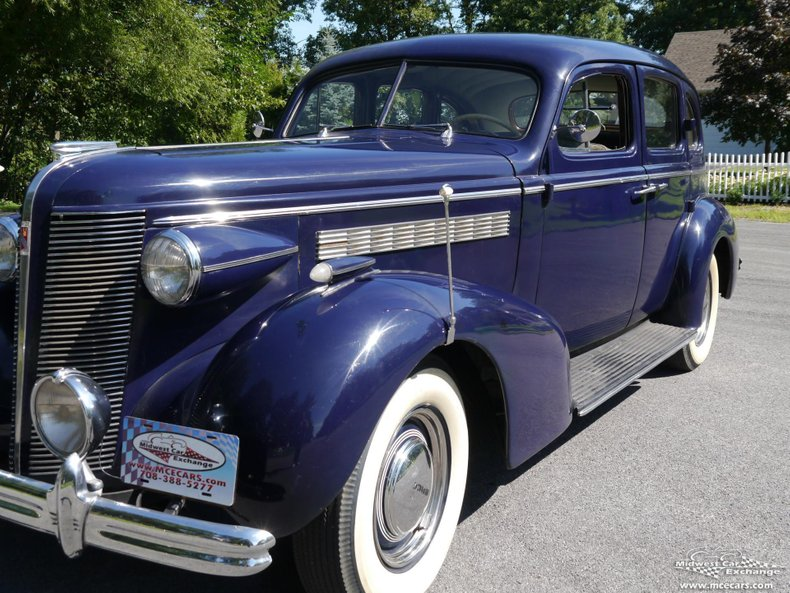 1937 buick 40 special
