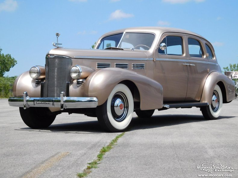 1938 Cadillac Series 65 For Sale
