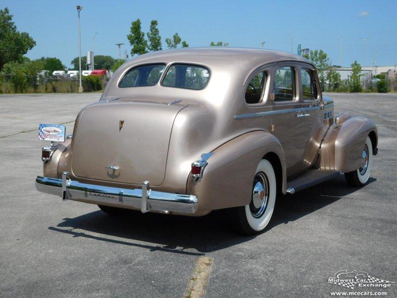 1938 cadillac series 65