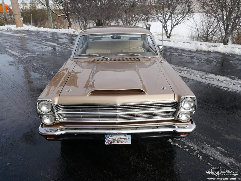 1966 Ford Fairlane 500 | Midwest Car Exchange