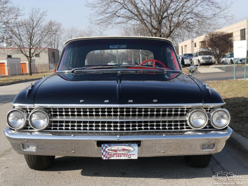 1961 ford sunliner