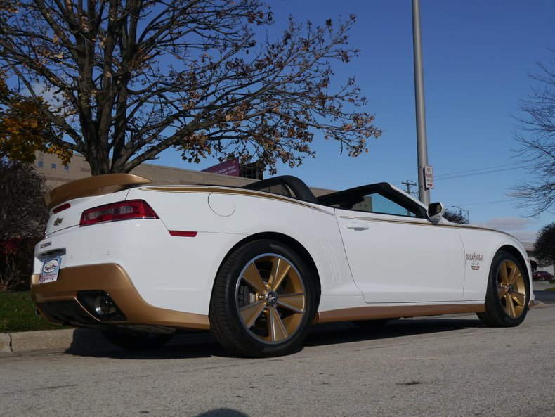 2014 chevrolet camaro rs ss convertible