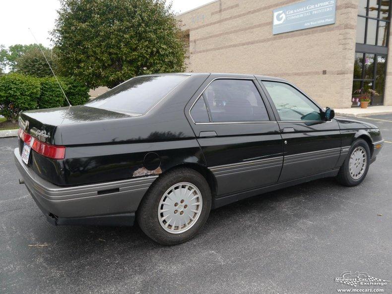 1991 alfa romeo 164 l