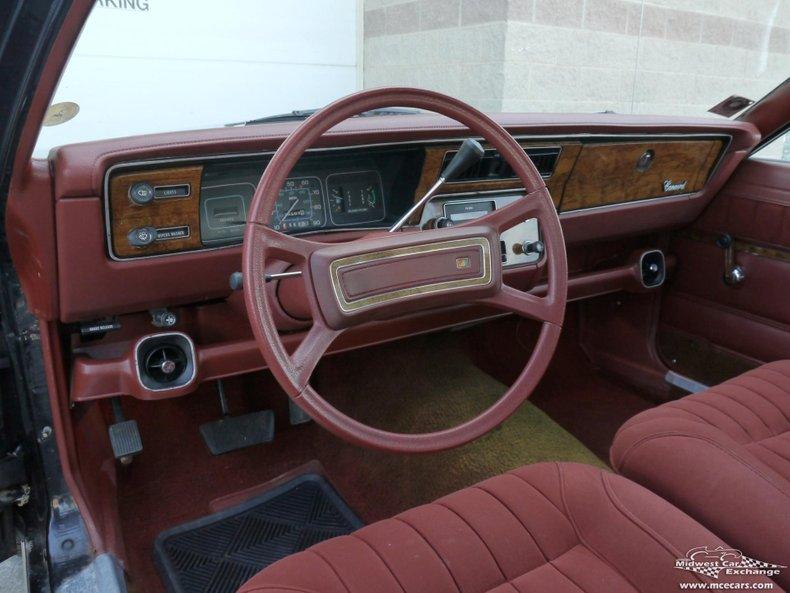 1979 amc concord dl 2 door sedan
