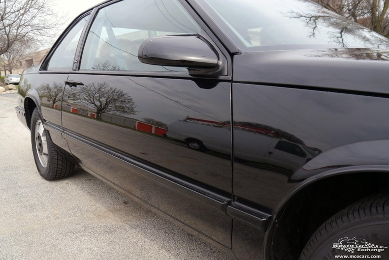 1989 buick lesabre t type