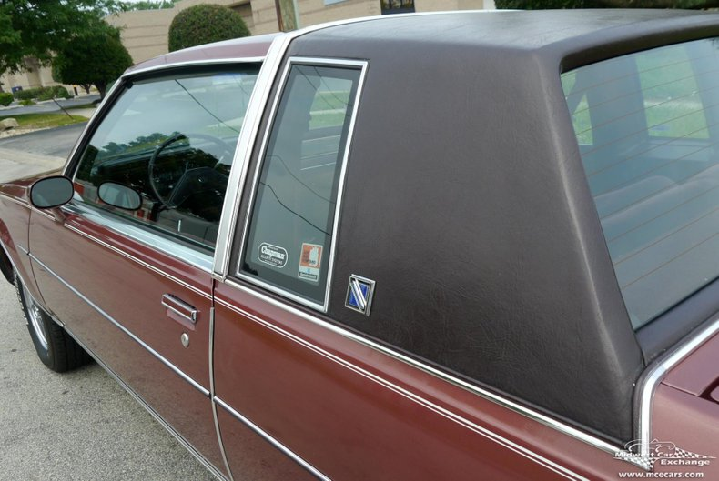 1986 buick regal limited