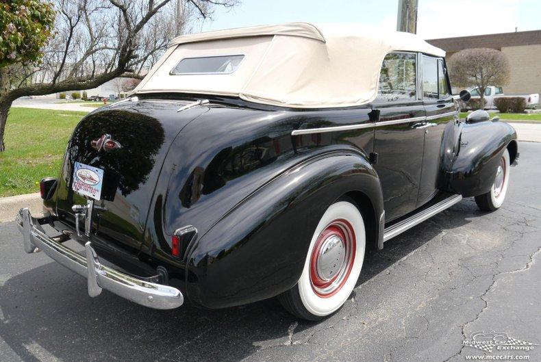 1939 buick special 4 door phaeton