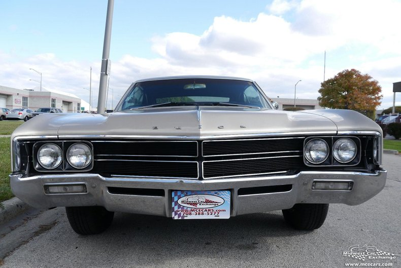 1967 buick wildcat two door hardtop coupe