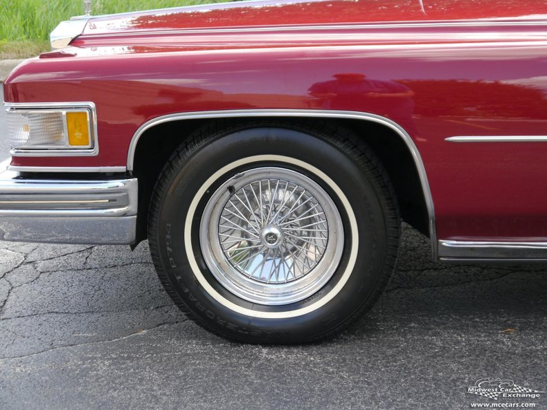 1975 cadillac deville coupe