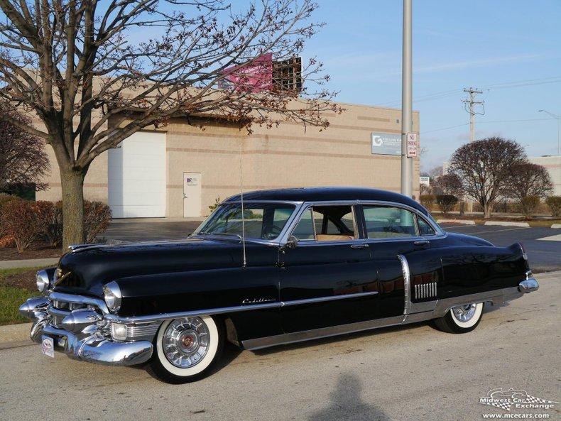 1953 cadillac fleetwood series sixty