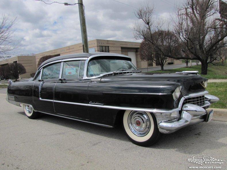 1955 cadillac fleetwood series sixty