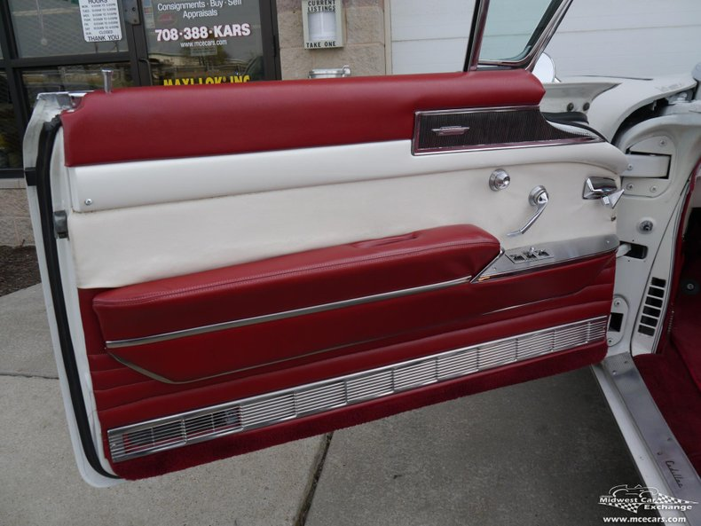 1958 cadillac series 62 convertible