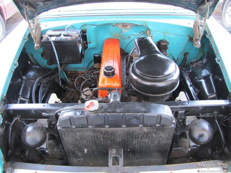 1955 chevrolet bel air 4 door sedan