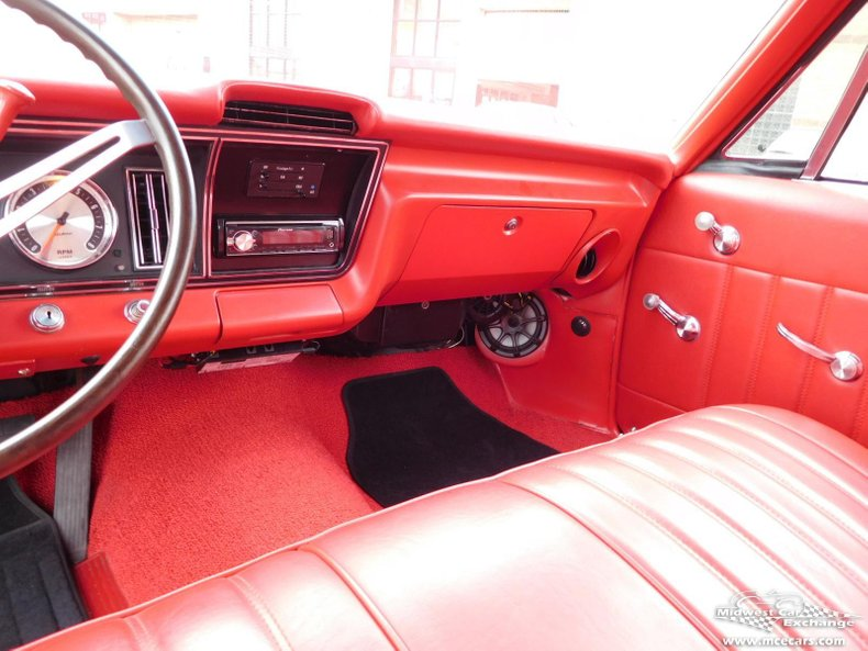 1967 chevrolet biscayne sedan
