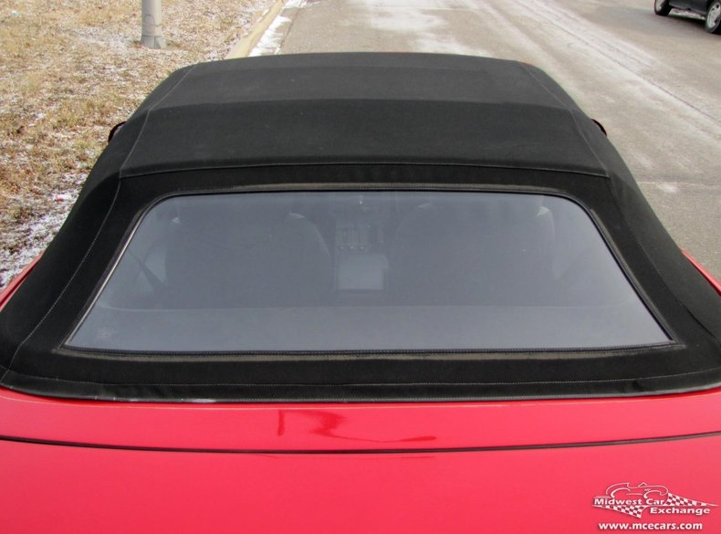 1988 chevrolet camaro convertible