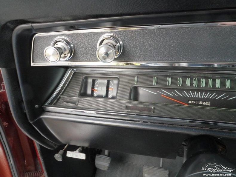 1966 chevrolet chevelle ss 396 super sport
