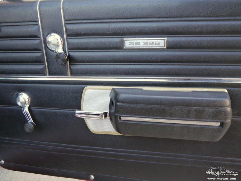 1968 chevrolet chevelle ss convertible