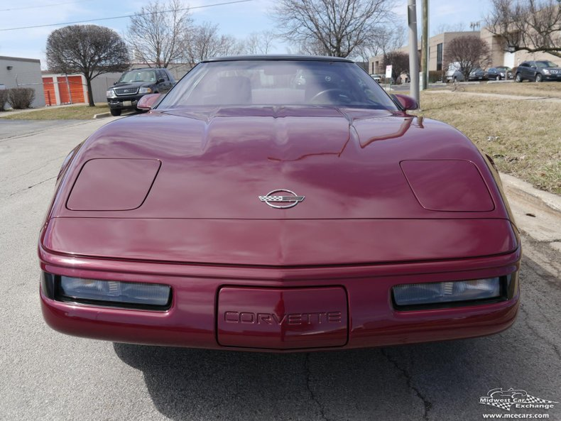 1993 chevrolet corvette zr 1