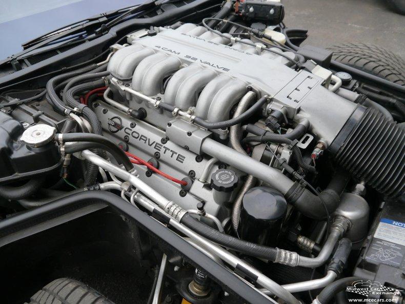 1993 chevrolet corvette zr 1