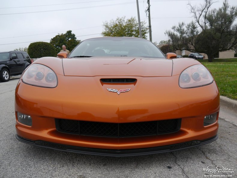 2007 chevrolet corvette z06 coupe
