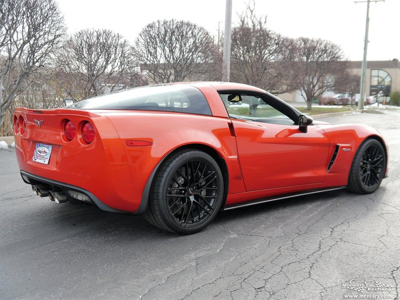 2011 chevrolet corvette z06 carbon edition