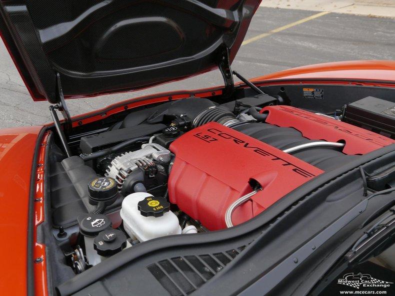 2011 chevrolet corvette z06 carbon edition