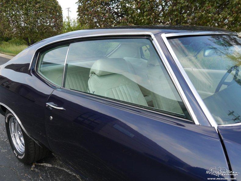 1972 chevrolet malibu chevelle ss
