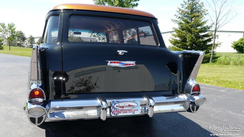 1957 chevrolet one fifty sedan delivery
