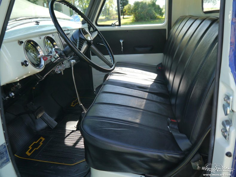 1955 chevrolet pickup 3100 step side short bed