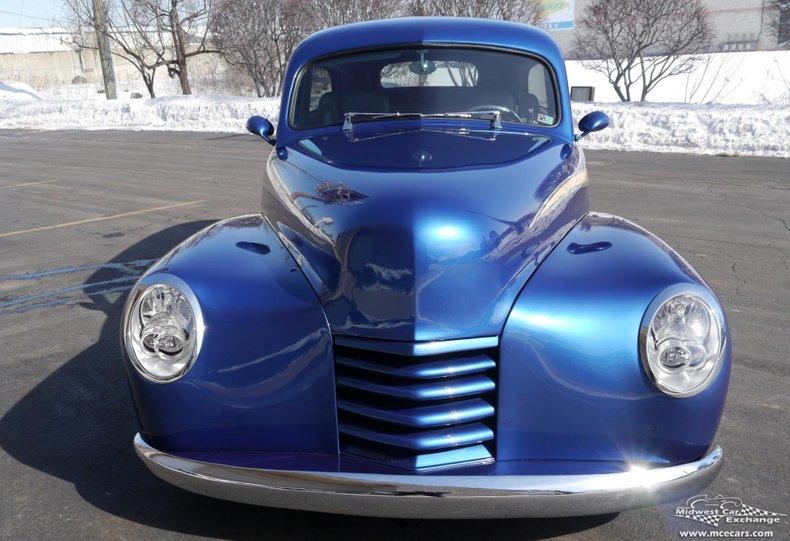 1948 chevrolet sedan delivery custom