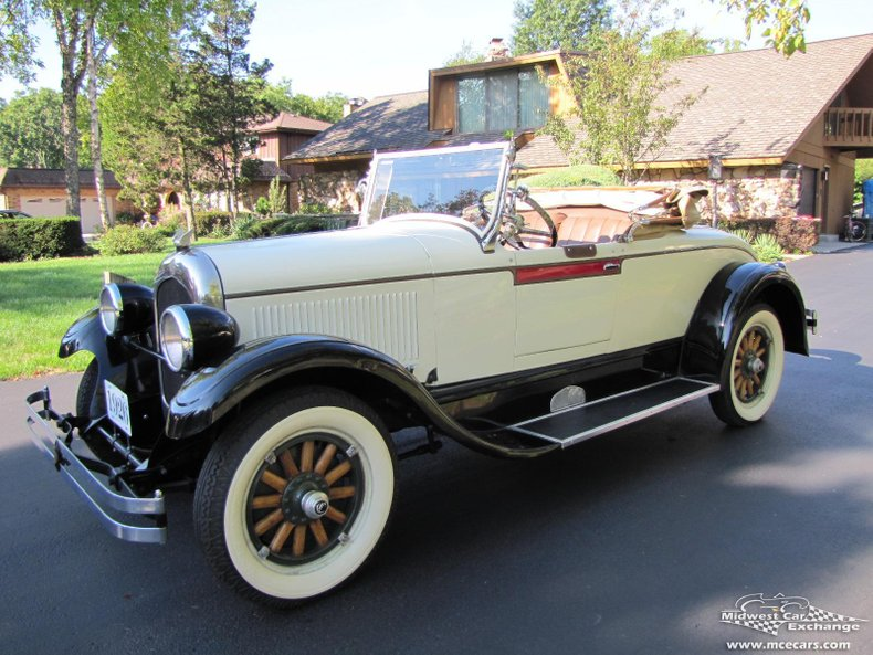 1926 Chrysler G-70
