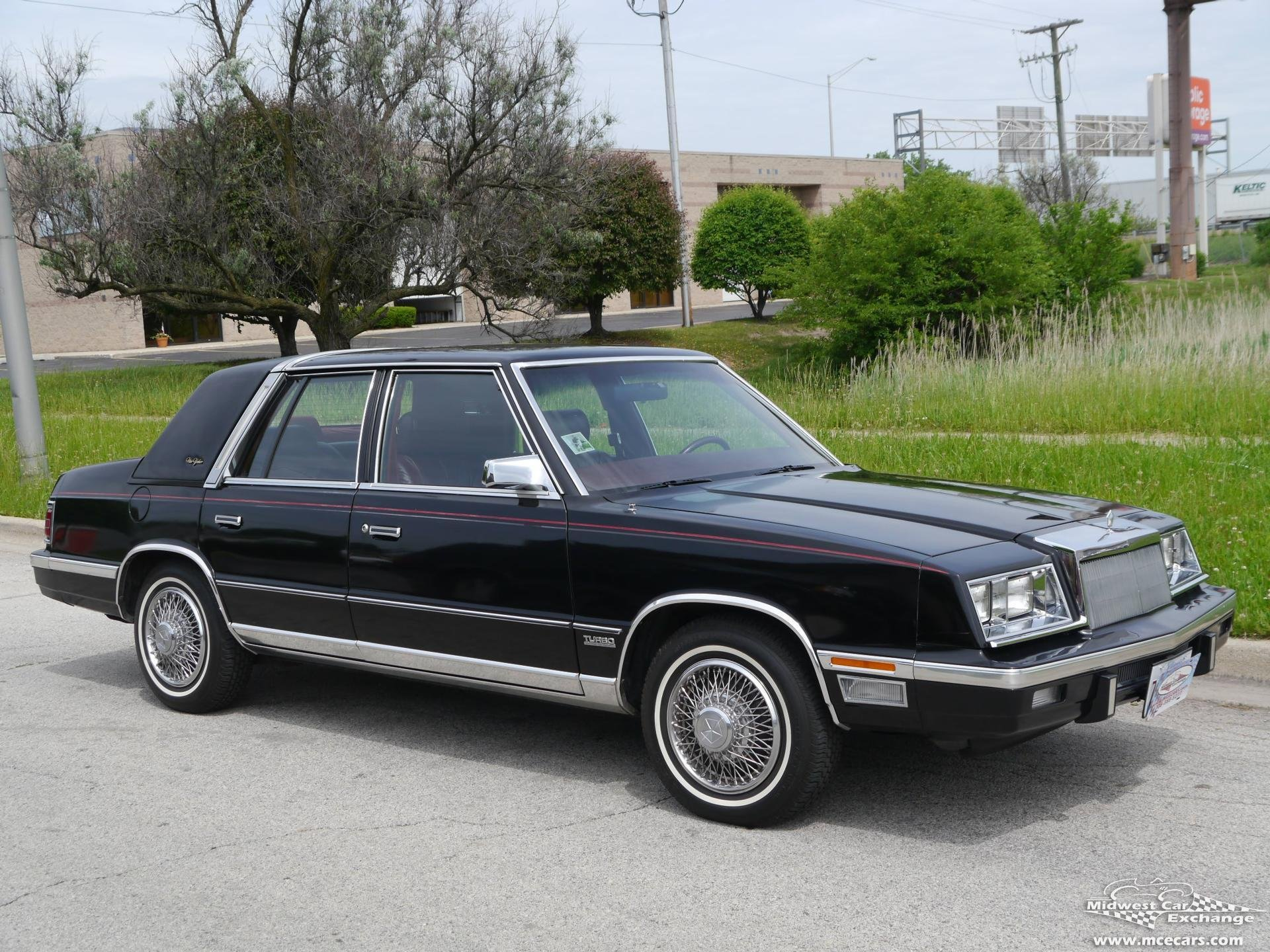 The Best 1987 Chrysler New Yorker