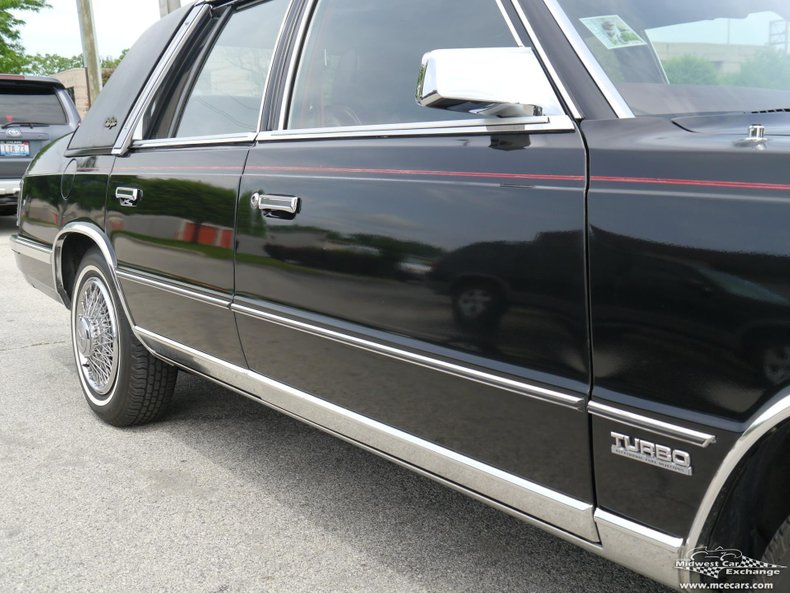 1987 chrysler new yorker 2 2 turbo