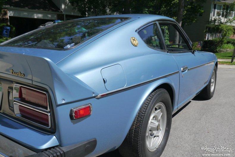 1977 datsun 280z scarab