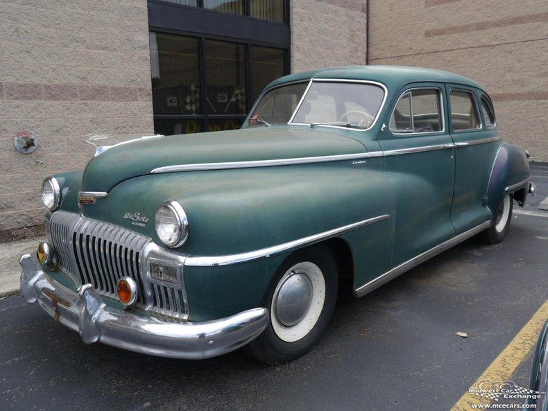 1946 Desoto Custom
