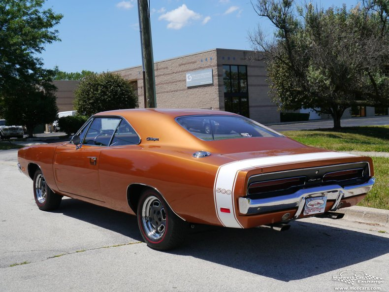1969 dodge charger 500 fast top