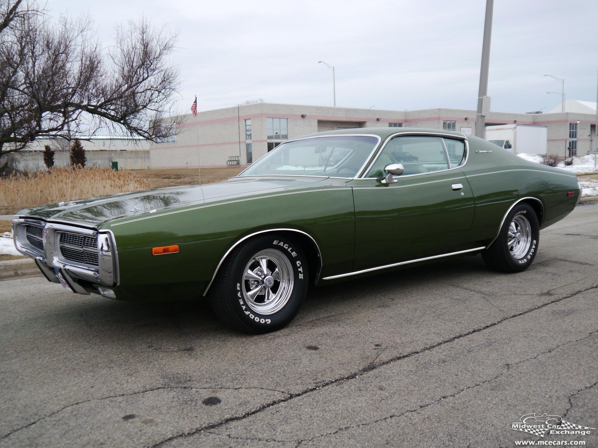 1972 dodge charger 2 door hardtop