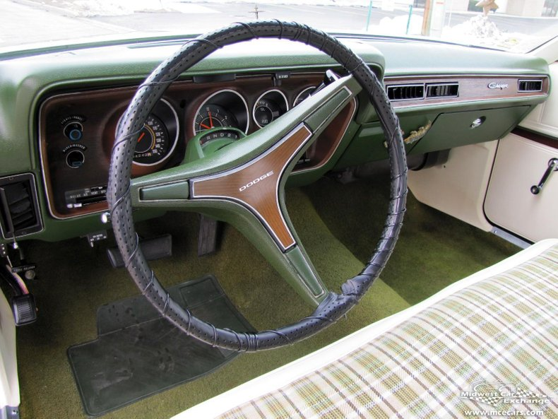 1972 dodge charger 2 door hardtop