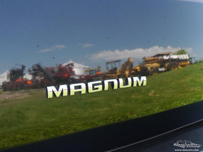 2008 dodge magnum srt 8