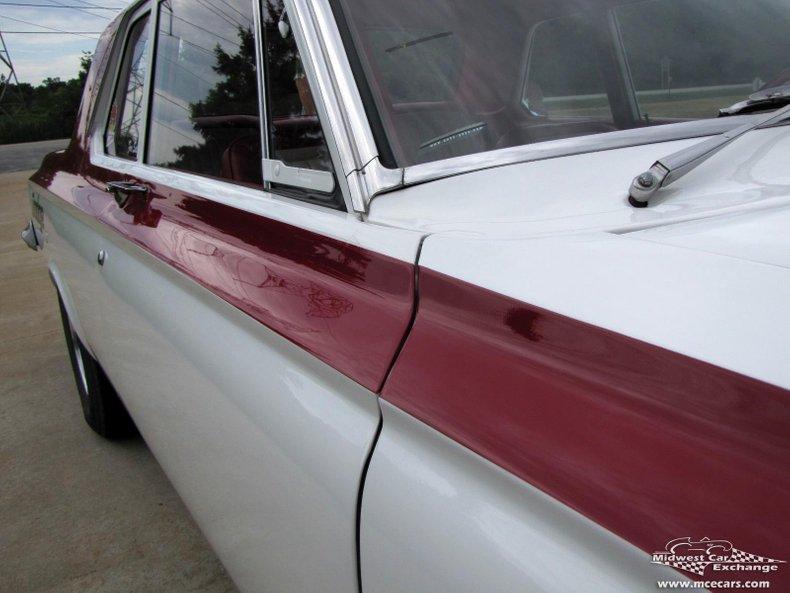 1963 dodge model 330 hemi