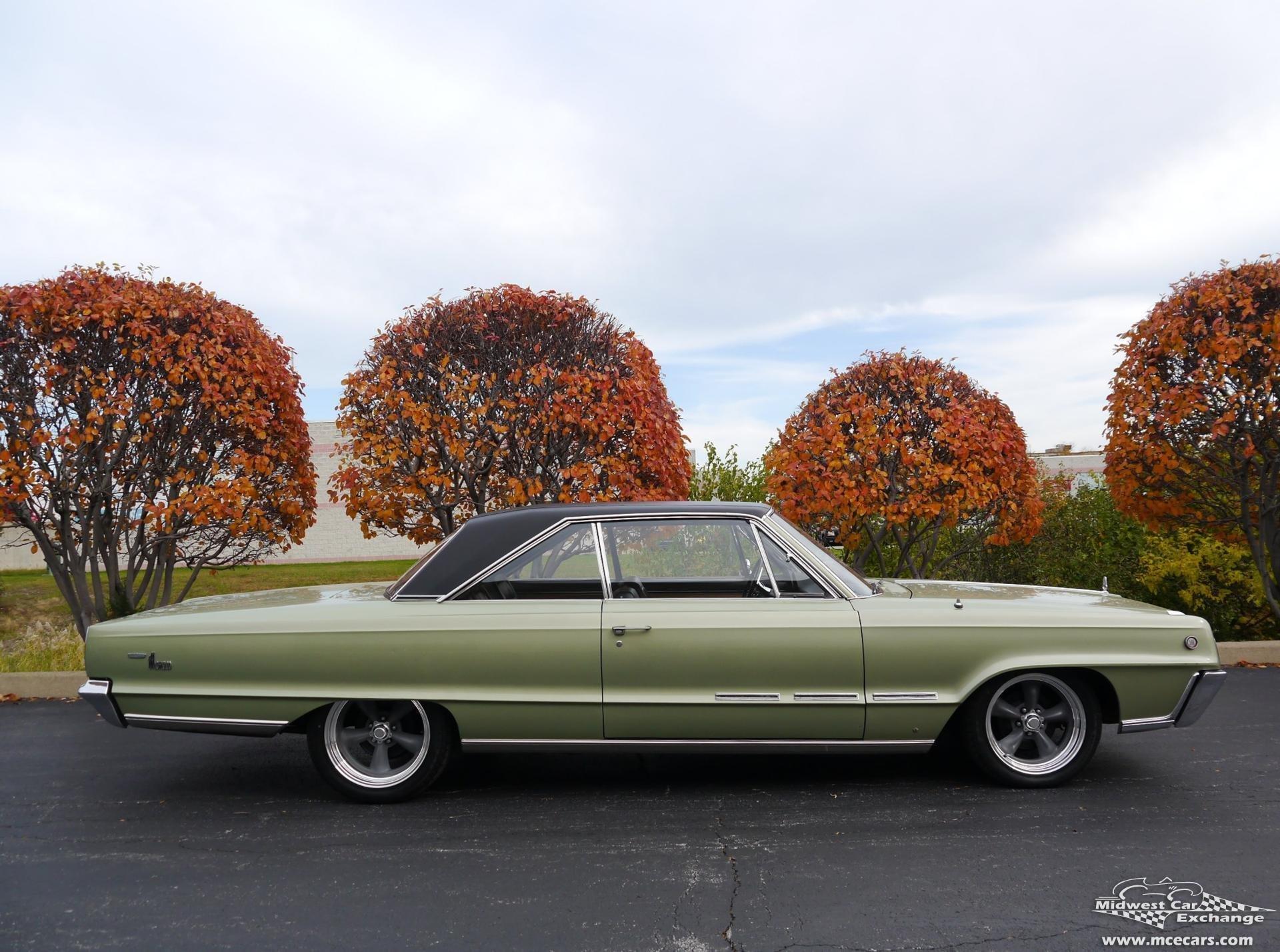 1966 dodge monaco 500