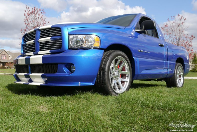 2004 dodge srt viper truck srt 10 pickup