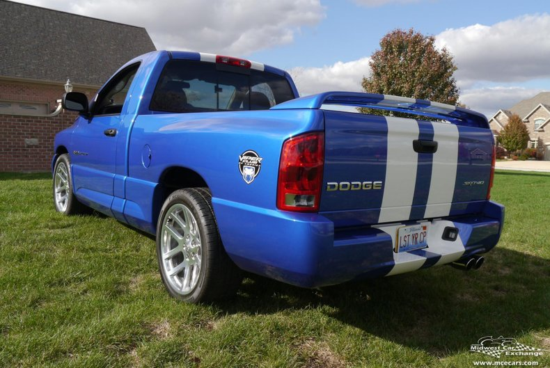 2004 dodge srt viper truck srt 10 pickup