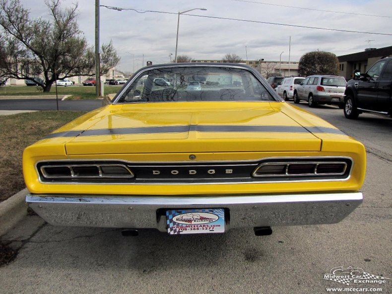1969 dodge super bee 2 door hard top