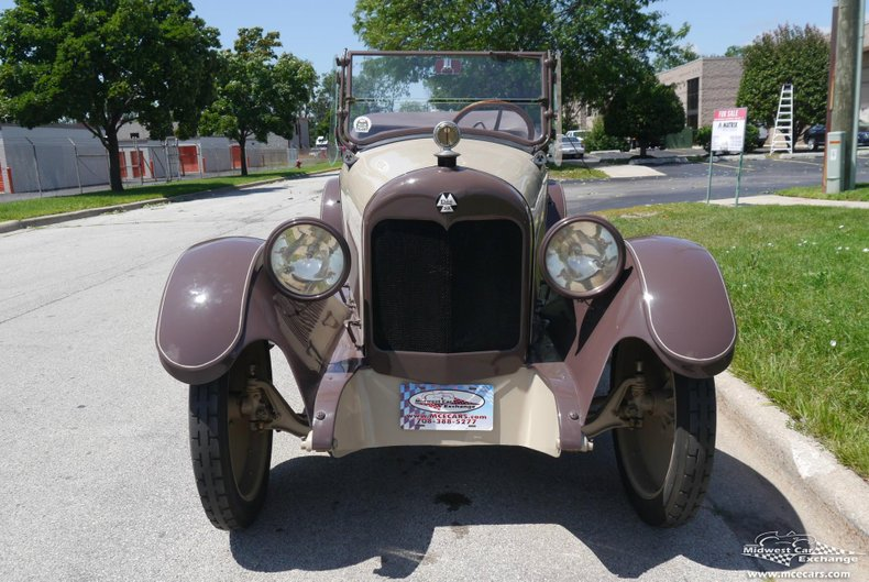1920 elgin six sport touring