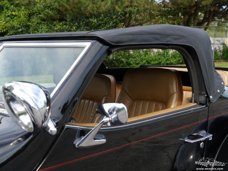1982 excalibur roadster series iv