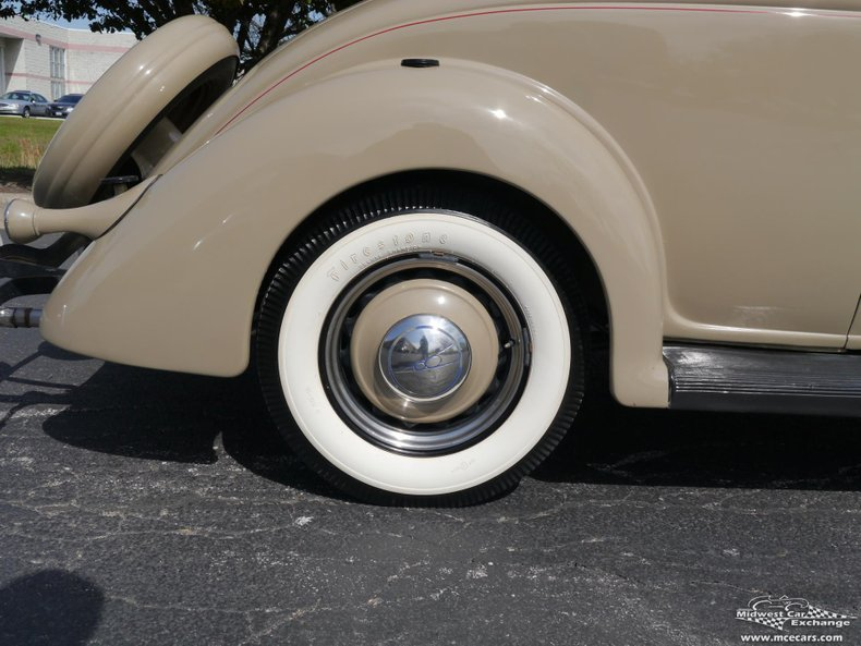 1936 ford 3 window coupe deluxe coupe