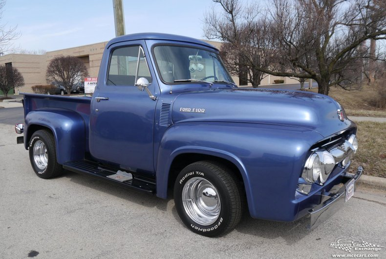1954 ford f 100 pick up