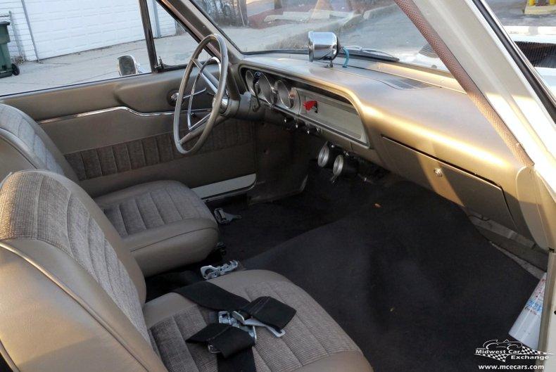 1964 ford fairlane 500 thunderbolt clone